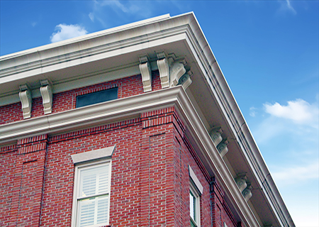 Architectural Cornice Moulding   First Class Building Products